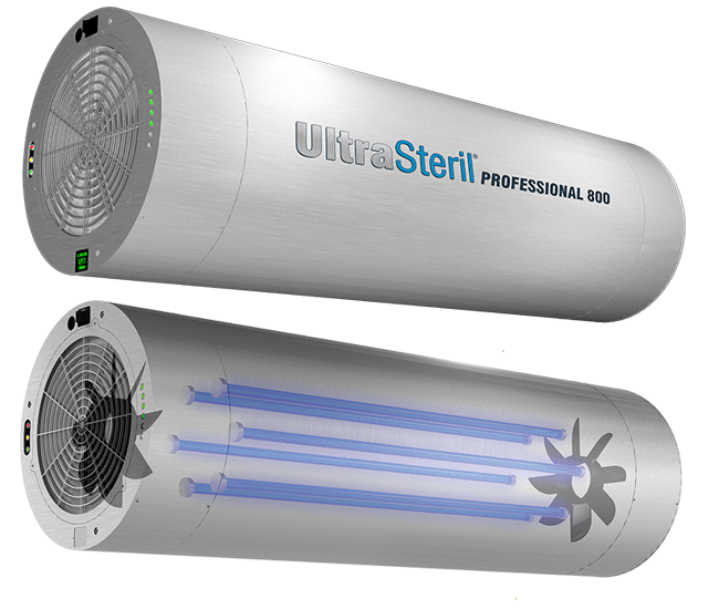 UltraSteril Professional 800